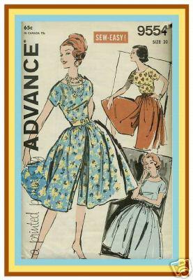 Split Skirt Pattern